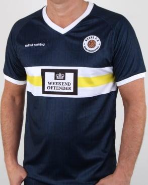 Weekend Offender Weekend FC Shirt Navy