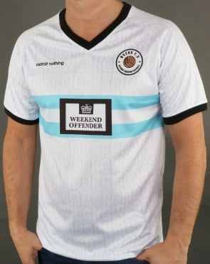 Weekend Offender Weekend FC Shirt White