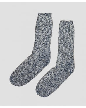Wigwam Cypress Socks Navy