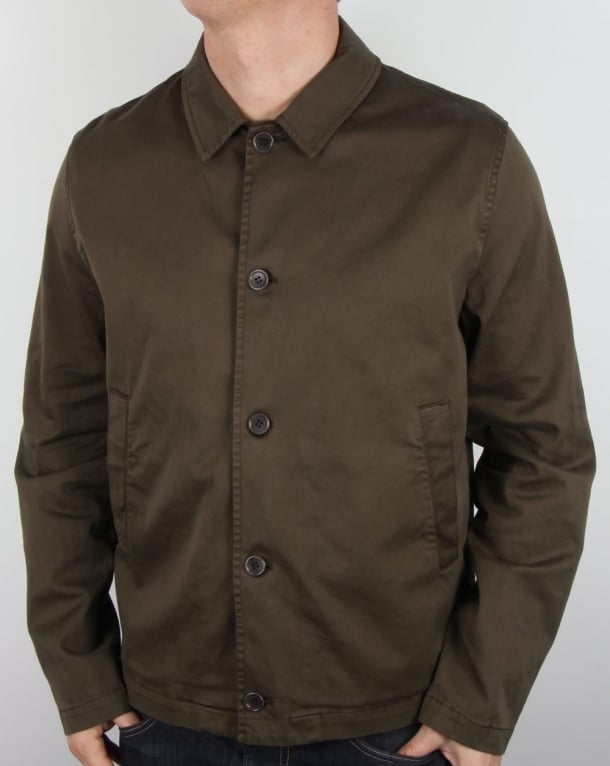 YMC Groundhogs Jacket Olive